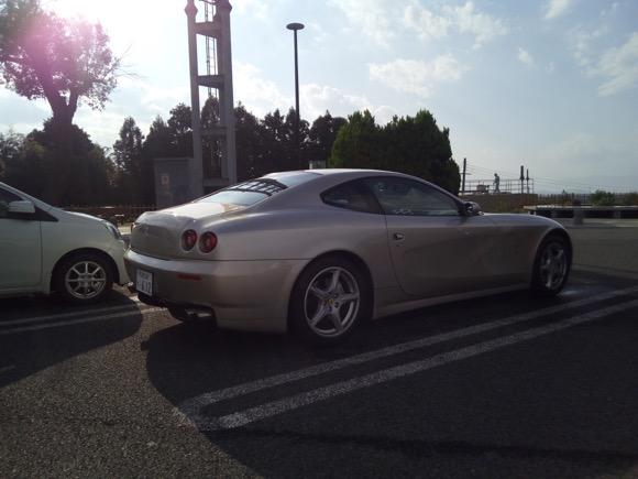 Ferrari612