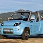 ボロレ ブルーサマー 素敵な電気自動車。これなら欲しいかも
