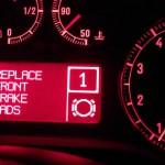 【アルファロメオ147】ブレーキパッド警告灯点灯
